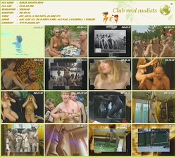 Naked Society - (RbA 720x540 - 1.5Gb) - bare society video