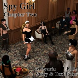 Killy-Spy Girl Chapter 2