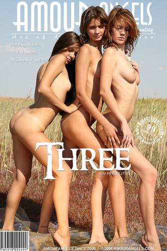 AmourAngels Olga and Irina Three