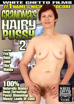 Grandma's Hairy Pussy 2 (2014)