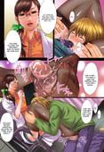 Magoroku Sensual Scent Provactive Legs Midara na Kaori Chouhatsusuru Ashi English Complete Hentai Manga Doujinshi Incest