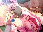 Circle Mercure Shojo Kishi Aria Shiryou no Oukoku to Inda no Oujo Hentai Beastiality Game CG