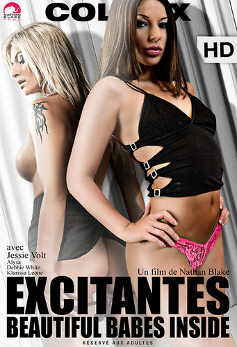 Excitantes Beautiful Babes Inside (2014) WEBRip